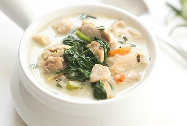 Easy Chicken Stew Keto Crockpot Recipes