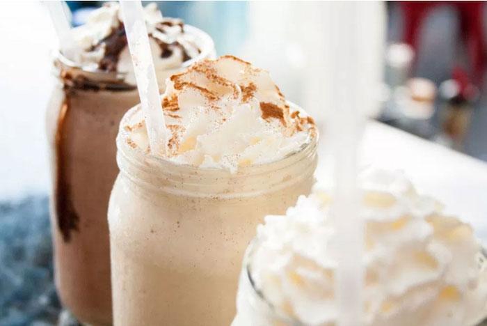 Vanilla Iced Coffee Protein Shake