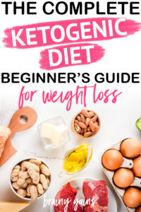 "The keto diet has been a pretty hot topic lately, but you're probably wondering, ""What is the keto diet?"" This comprehensive beginner's guide to the ketogenic diet will teach you all there is to know about how keto works, what foods you can eat, how to reach ketosis, and more."