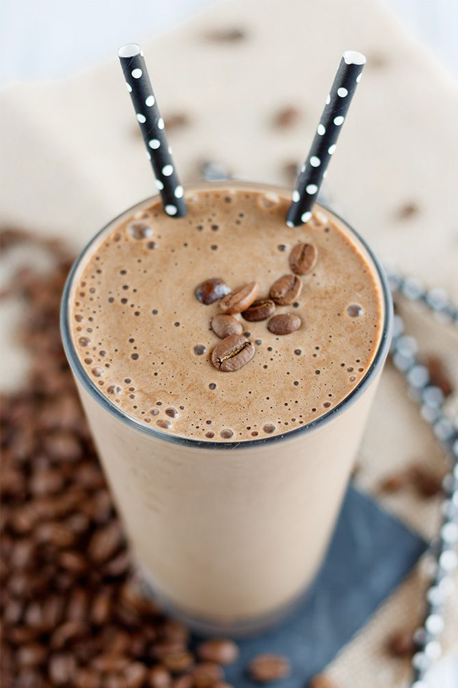 Thai Iced Coffee Protein Shake