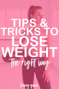 Diet and exercise are the two key factors in weight loss. But many people don't fully understand how to incorporate them properly into their lifestyle. These tips & tricks on how to lose weight naturally will have you seeing changes in no time!