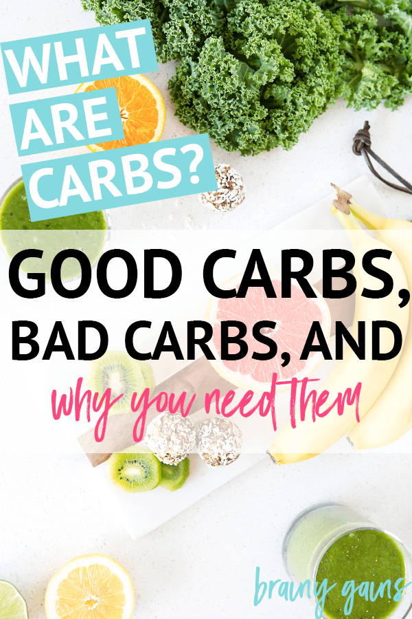 Carbs are not the enemy. End of story. This post goes in depth on what carbohydrates are, which are good carbs and which are bad, incorporating healthy carbohydrates in your diet, and more. It's a must read for a good relationship with food!
