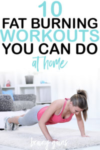 Looking for the perfect fat burning cardio workout? These 10 killer fat burning workouts can all be done from home, or anywhere really, and are *actually* fun to do. It's time to get your sweat on!