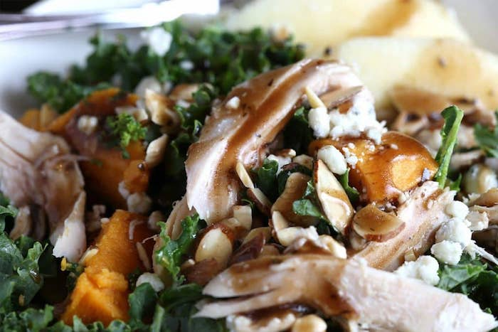 Harvest Chicken Meal Prep Recipe Bowl