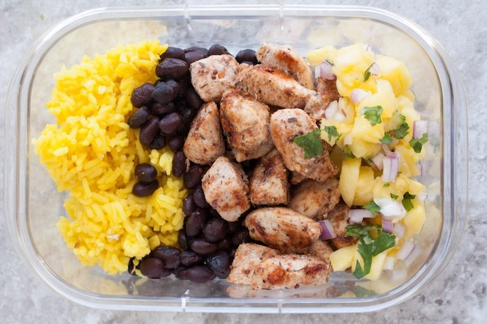 Jerk Chicken Meal Prep Recipe