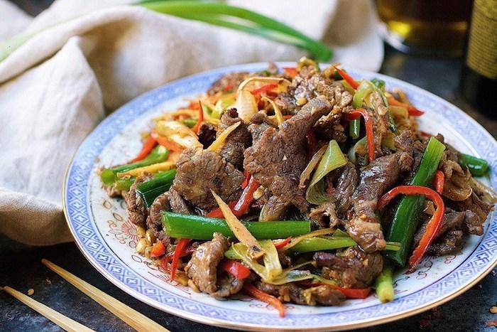 Mongolian beef keto meal prep recipe
