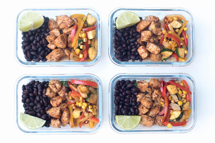 Tex Mex Chicken Meal Prep Recipe