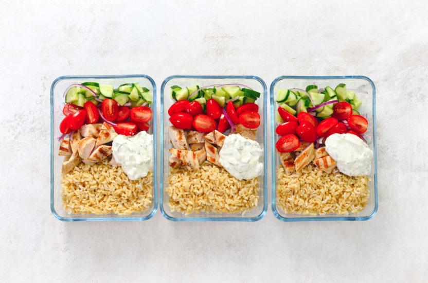 25 Healthy Chicken Meal Prep Recipes You'll Actually Enjoy Eating