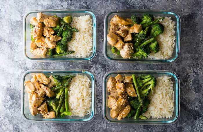 Honey Sesame Chicken Meal Prep Recipes