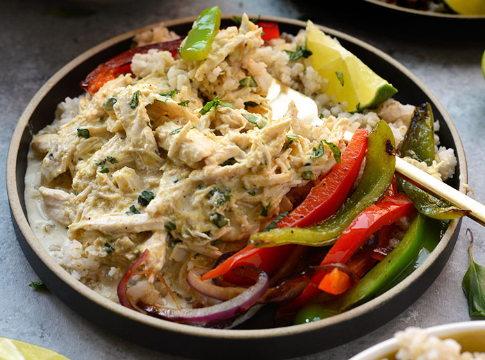 Shredded Curry Chicken Meal Prep Recipes