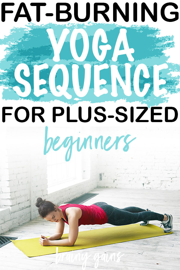 Practicing yoga is for anyone and everyone and isn't dependent on shape or size. If you're new to yoga or just want to get back into it, these beginner plus size yoga poses for women are the perfect place to start.