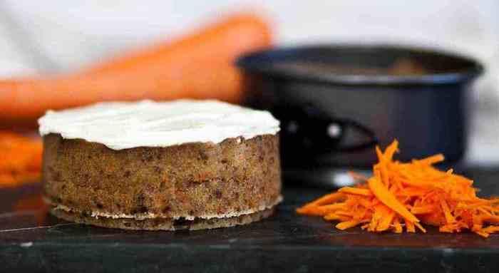 Keto Instant Pot Almond Carrot Cake