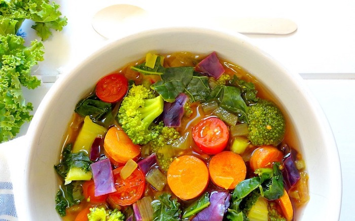 Cleansing Detox Healthy Soup Recipes
