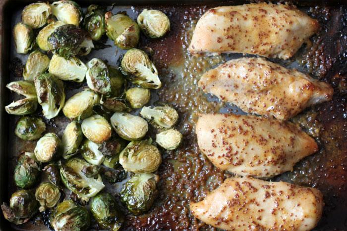 Honey Mustard Chicken Paleo Meal Prep Recipe
