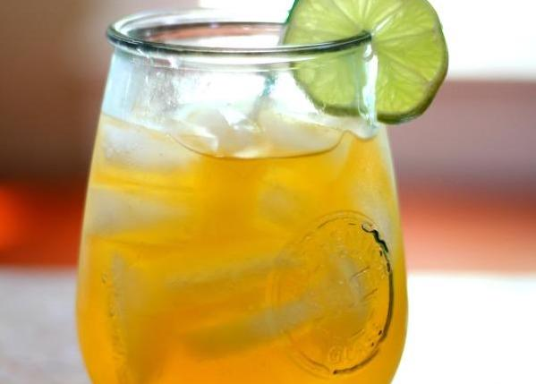 Low Carb Alcoholic Drinks Caribbean Rum Punch