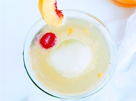 Low Carb Alcoholic Drinks Sparkling White Sangria