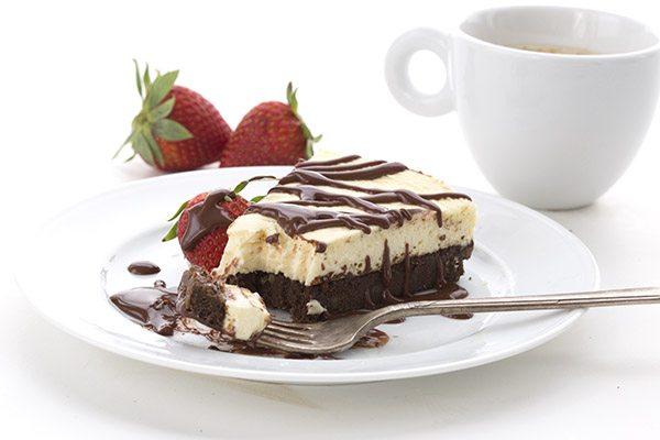 Brownie Keto Cheesecake Recipes