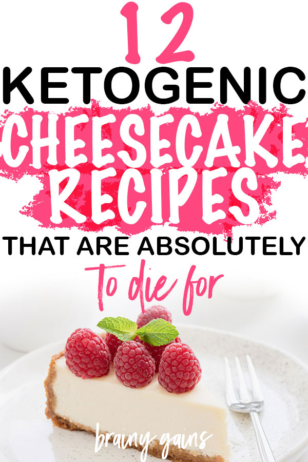 The reality is, you only needone good cheesecake recipe in your arsenal of desserts. But the truth is, it doesn't hurt to have variety. That's why I rounded up the best of the best low carb keto cheesecake recipes you can enjoy on the keto diet.
