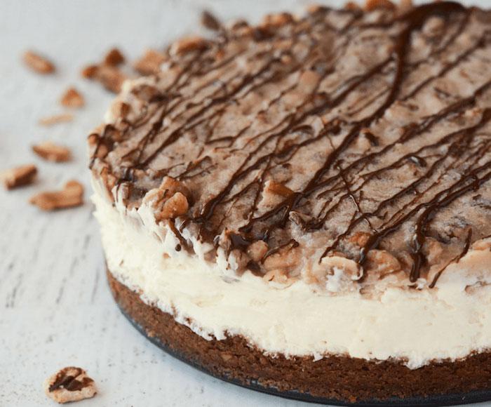 Low Carb Pecan Pie Keto Cheesecake Recipes