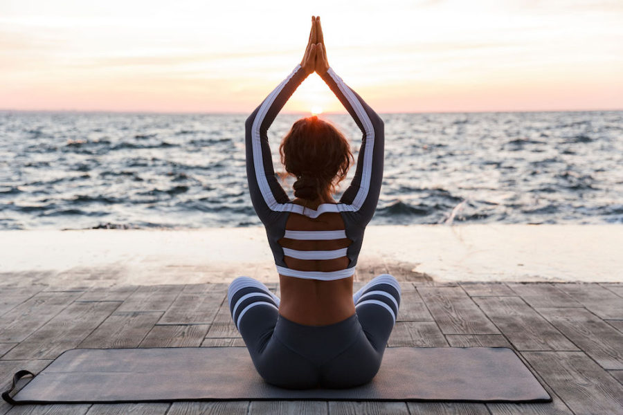 11-Minute Calming Yoga Flow for Anxiety Relief