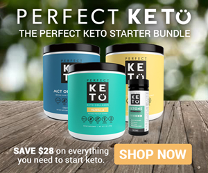 How to get into ketosis fast - The Perfect Keto Starter Bundle from Perfect Keto