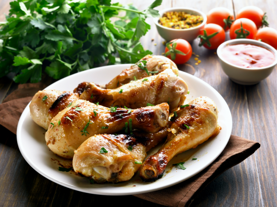 The Best Variety of Keto Chicken Drumsticks